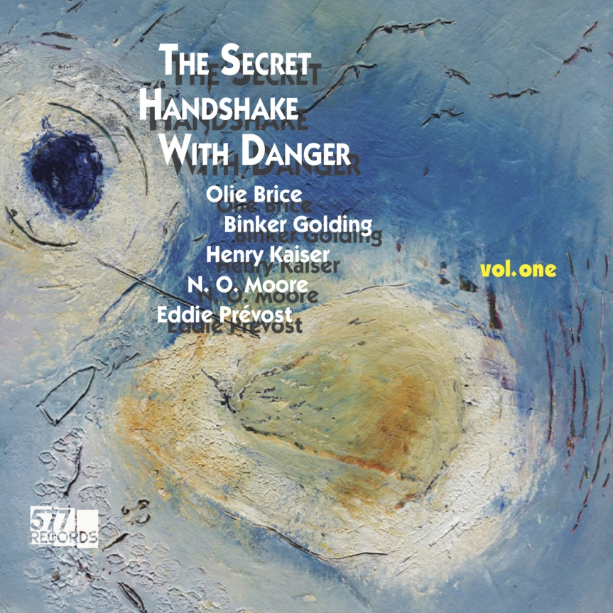 The Secret Handshake with Danger, VolumeOne