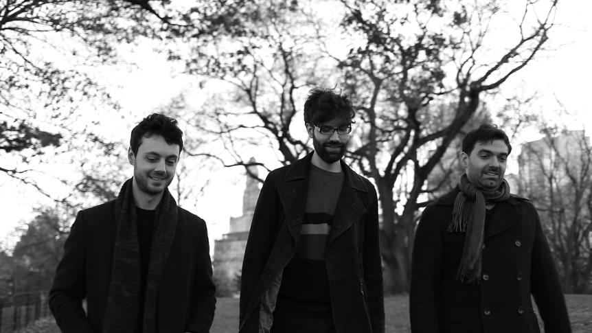 Moments in Trio Volume Three –Roads